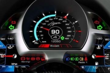 外表显现的速度是实在车速吗